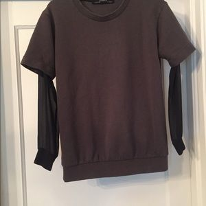 Chic but casual top